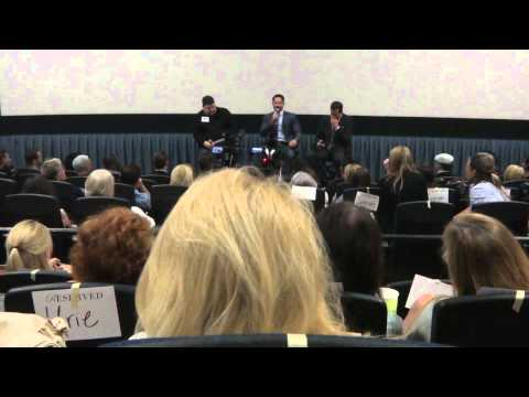 Le Bare premier q&a with Joe Manganiello