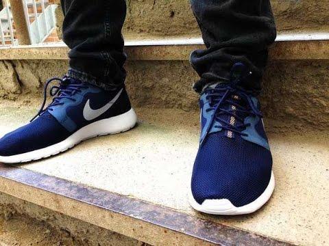 Оригинальные кроссовки Nike Roshe Run. Купить кроссовки - YouTube