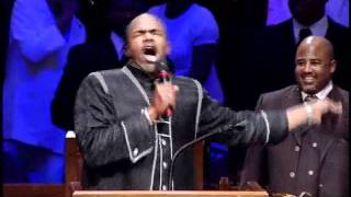 "Rev. Dr. Claybon Lea Jr.  ""There Is Nothing I Can't Handle"""
