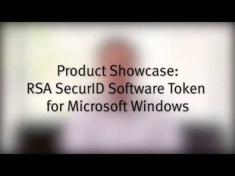 Quick Look Rsa Securid Software Token For Windows