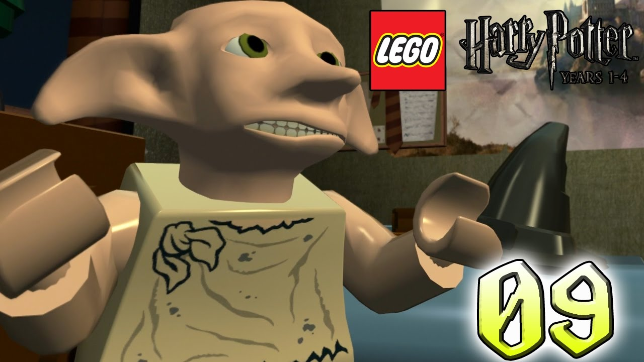 Lego Harry Potter 009 Dobby Der Hauself Let S Play Lego Harry Potter Collection Deutsch Youtube