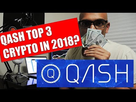 QASH Coin Top 3 Cryptocurrency in 2018? Review & Price Prediction