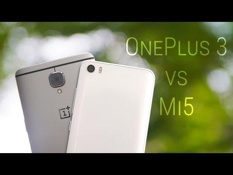 OnePlus 3 vs Xiaomi Mi 5 Camera Comparison!