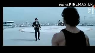 مشهد أكشن رهيب من فيلم كوماندو (مع أغنية عالم فاسد)