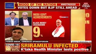 Mood Of The Nation LIVE | Newstrack LIVE with Rahul Kanwal | India Today Live TV