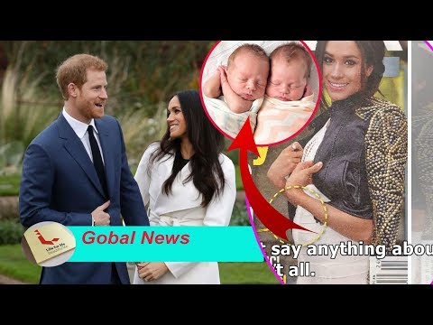 Royal Baby: Prince Harry and Meghan Markle suddenly announced Duchess pregnant Twins