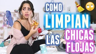 10 FORMAS DE LIMPIAR TU CUARTO SIN MORIR EN EL INTENTO! (CHICAS DESORDENADAS) | What The Chic