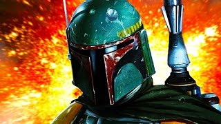 Star Wars Battlefront Boba Fett Gameplay!! FULL GAME!! 100-0 HERO MISSION!! (1080p 60fps HD)