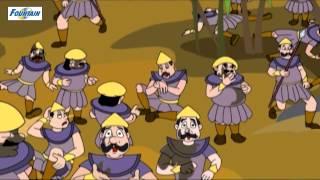 Gulliver And Lilput - Full Animated Movie - Hindi