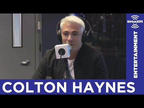 Colton Haynes: I Was Told I Couldn't Be a Gay Actor // SiriusXM // Radio Andy