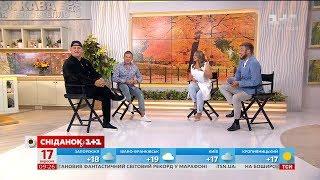 Юрій Горбунов і Потап розповіли, як знімали «Скажене весілля» і про дует із Винником
