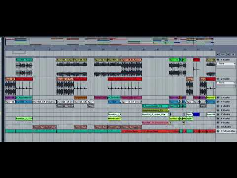 tribal Jungle loops that actually sound real