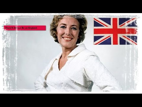 Dame Vera Lynn There'll Always Be An England  topic