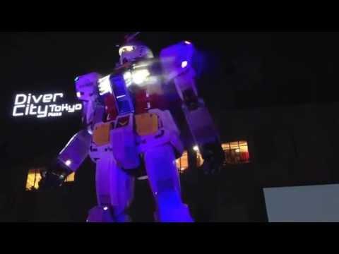 Gundam in Tokyo, Diver City