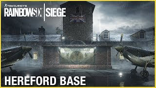 Rainbow Six Siege: Operation Grim Sky - Hereford Base | Trailer | Ubisoft [NA]