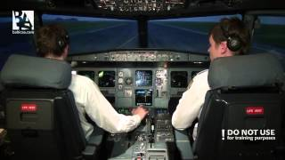 Airbus A320: Engine Fire During the Take-off Roll