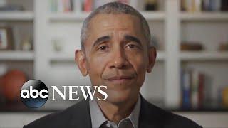 Obama openly criticizes Trump administration's coronavrius response | ABC News