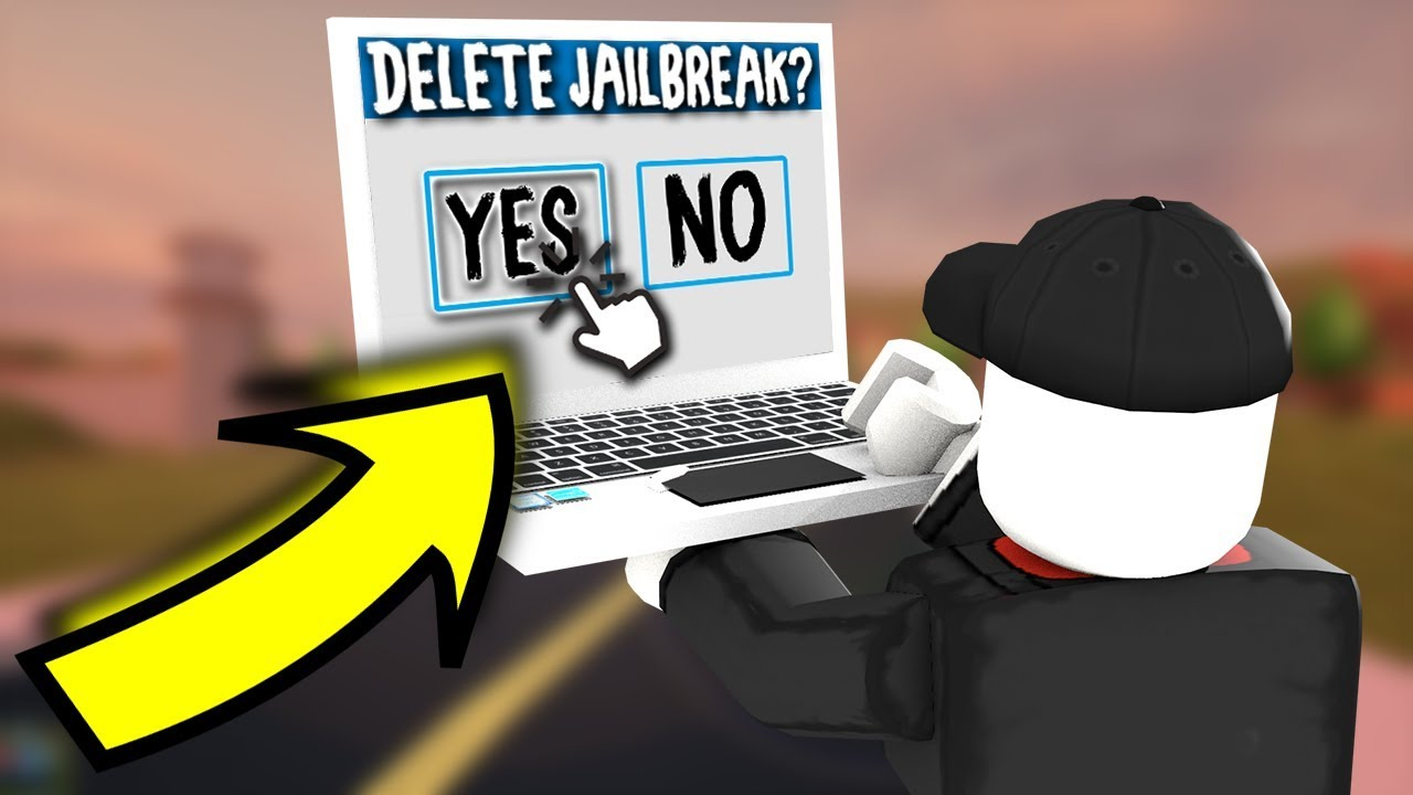 Jailbreak Deleted Pagebdcom - this hacker hacked jailbreak and deleted it m07t3m roblox jailbreak
