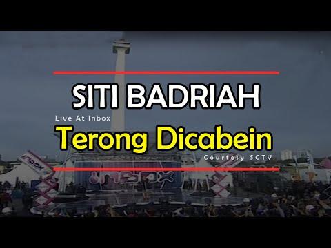 SITI BADRIAH [Terong Dicabein] Live At Inbox (15-12-2014) Courtesy SCTV