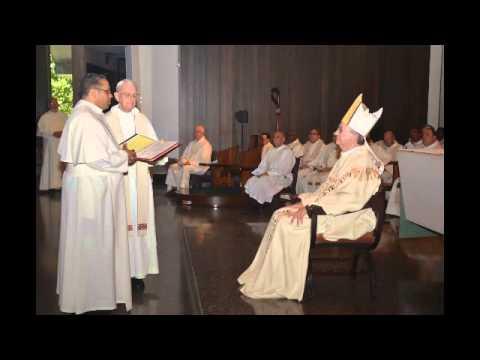 Solemn Profession of Vows of Frat. Gerard Jordan, O. Praem.