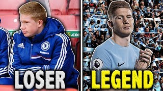 Footballers Who Went From LOSER To LEGEND XI!