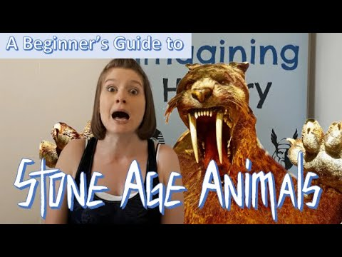 Stone Age Animals: A Beginner's Guide