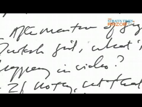 Graphology and the Art of Chicken Scratch, What Your Handwriting Says About You