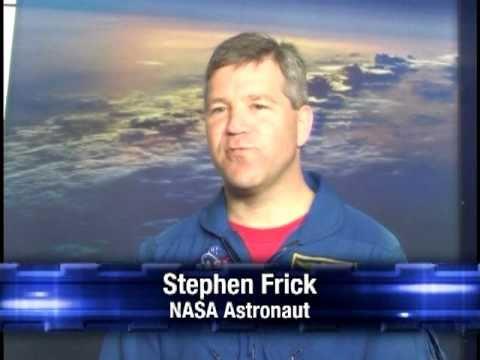 NASA Astronaut Stephen Frick