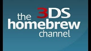 TUTO - Comment Installer The Homebrew channel sur 3DS (FR)