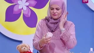 سميرة الكيلاني - استعمالات متعددة للنشا