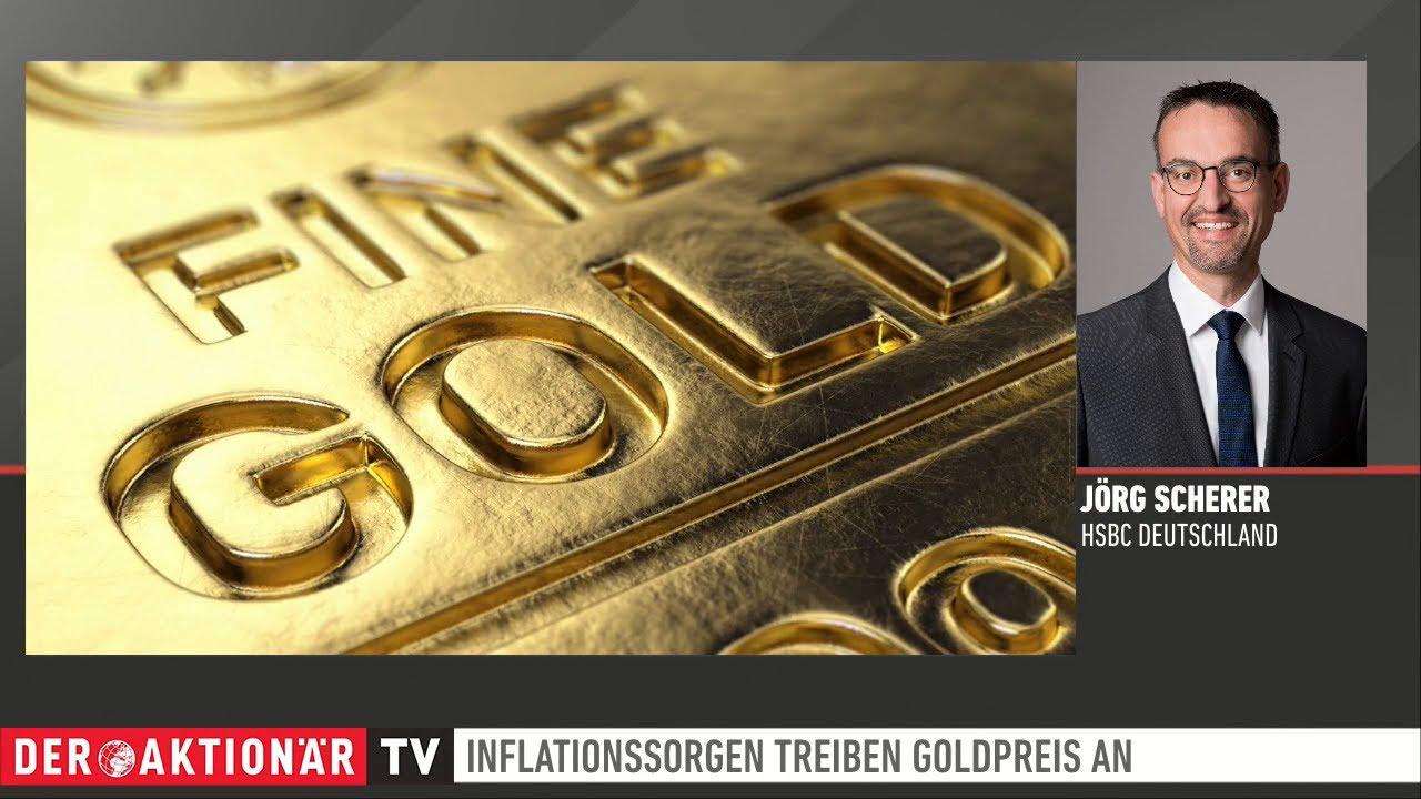 Charttechnischer Ausblick auf die Goldpreisentwicklung - Zertifikate Aktuell vom 22.04.2021