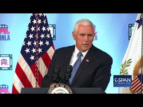 Word for Word: Vice President Pence on Judge Kavanaugh Supreme Court Nomination(C-SPAN)