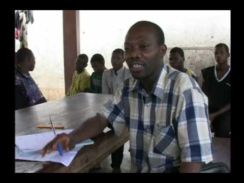 Prison Fellowship Benin Legal Aid