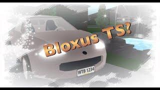 I bought Bloxus TS!| ROBLOX bloxburg