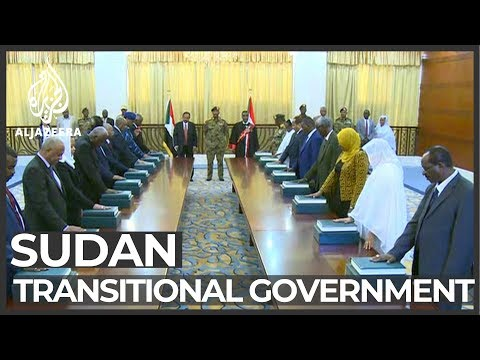 Sudan's transitional government completes 100 days in office