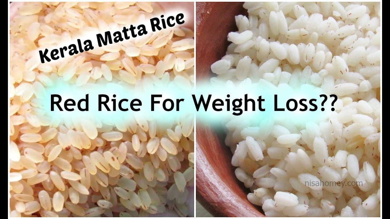 Brownred rice for weight loss how to cook kerala matta rice de brownred rice for weight loss how to cook kerala matta rice de starch red rice health benefits youtube ccuart Images