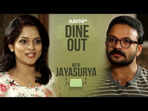 Dine out with Jayasurya - KappaTV