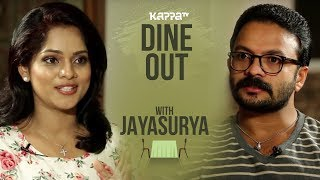 Dine out with Jayasurya - KappaTV