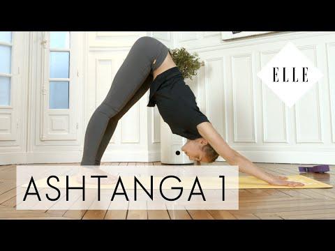 Cours de Yoga Ashtanga pour débutants I ELLE Yoga