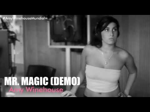 Amy Winehouse - Mr. Magic Demo