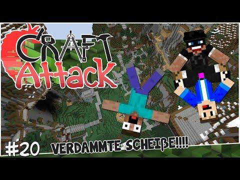 Bekloppteste Folge auf Erden!!!!! - Craft Attack #020 mit Gio und ZoRoO