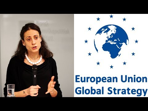 EU's Global Strategy: A stronger Europe in a fragile world