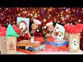"""CHRISTMAS PRESENTS SWITCH UP CHALLENGE """" PART #3 DOLLAR TREE EDITION """" SISTER FOREVER"""