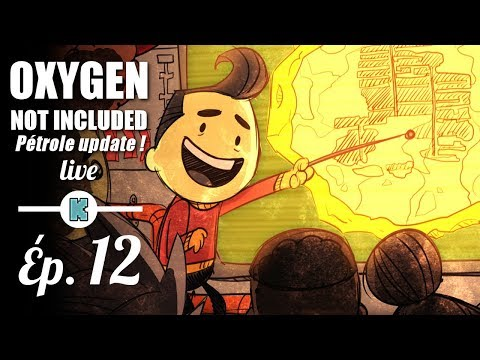 [FR] DECONTAMINATION A LA CHLORINE - Oxygen Not Included - Pétrole update 12 [rediff]