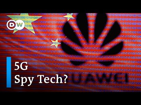 Europe On The Fence Over Use Of Huawei 5G Technology | DW News