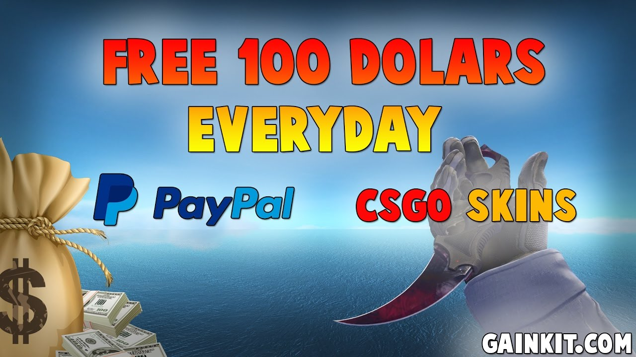 INDEPTH HOW TO EARN MONEY ONLINE VIDEO [FREE CSGO SKINS]