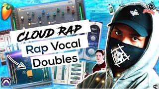 Cloud Rap Vocal Effect Mixing Tips Getting Wider Vocals