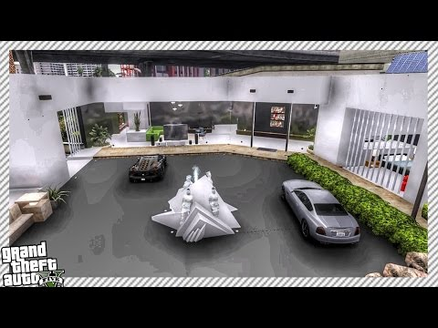 Interesting Modern Art House - GTA 5 MOD