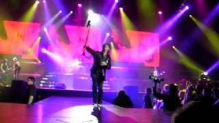 Scorpions MUNICH 2010 - teil of Raised on Rock and Tease me Please me.MOV