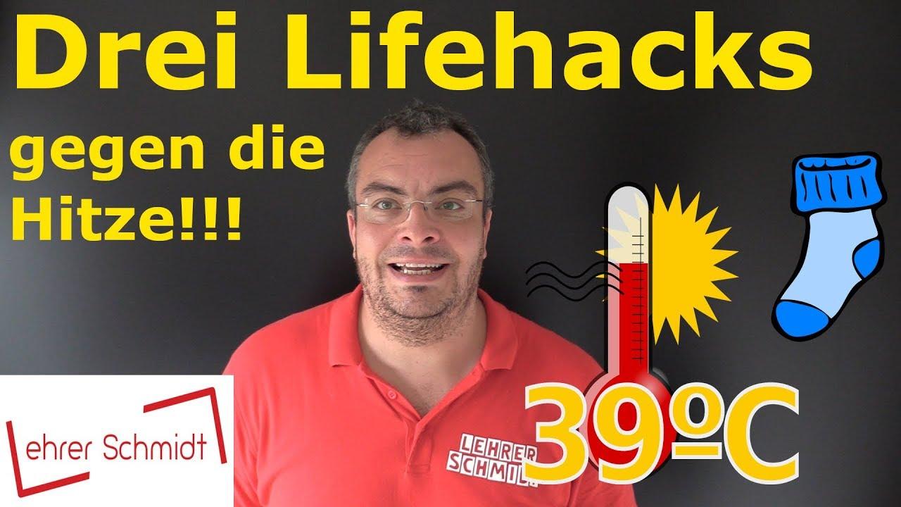 3 Lifehacks Gegen Die Hitze   So Wird Es Im Dachgeschoss Besser : )
